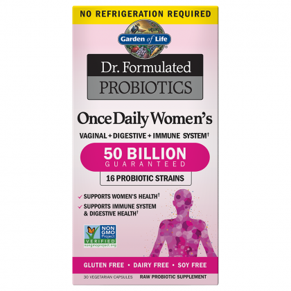 Dr.Formulated Probiotics - Once Daily Women's